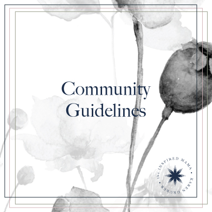 The Masterful Mom – Inner Circle FB Community Guidelines