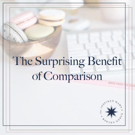 The Surprising Benefit of Comparison