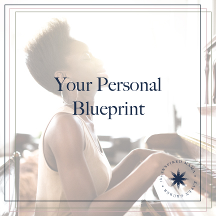 Your Personal Blueprint