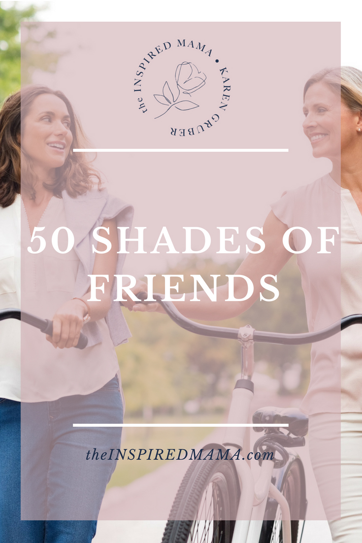 50 Shades of Friends